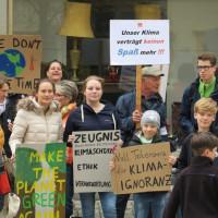 Breites bürgerschaftliches Engagement gegen den menschengemachten Klimawandel